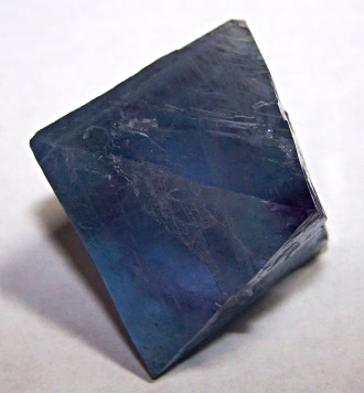 Blue Fluorite for Full Moon Lunar Eclipse 6/3/12